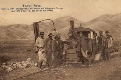 La Ferrovia sull'altopiano di Laceno